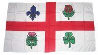 Fahne / Flagge Kanada - Montreal 30 x 45 cm