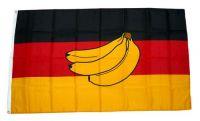 Fahne / Flagge Bananenrepublik Deutschland 90 x 150 cm