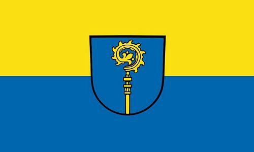 Flagge / Fahne Alpirsbach Hissflagge 90 x 150 cm