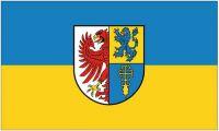 Fahne / Flagge Altmarkkreis Salzwedel 90 x 150 cm