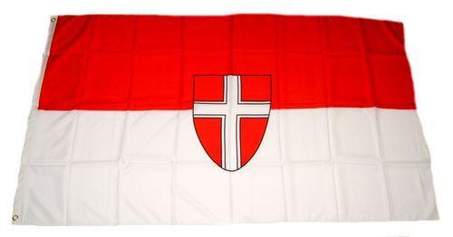 Flagge Fahne Österreich - Wien 90 x 150 cm