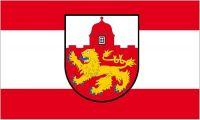 Fahne / Flagge Samtgemeinde Brome 90 x 150 cm