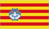 Fahne / Flagge Spanien - Menorca 90 x 150 cm