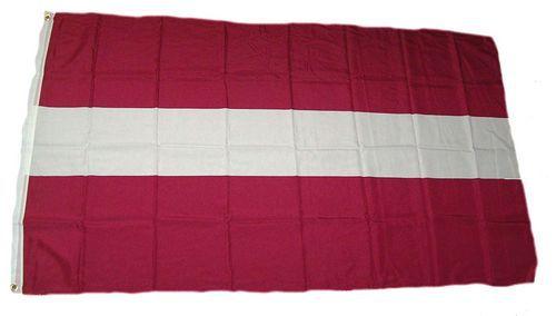 Flagge / Fahne Lettland Hissflagge 90 x 150 cm