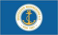 Fahne / Flagge Deutscher Marinebund 90 x 150 cm