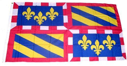 Franche Comte 90 x 150 cm Flagge Frankreich Fahne