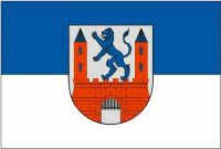 Fahne / Flagge Neustadt am Rübenberge 90 x 150 cm