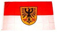 Flagge / Fahne Dortmund Hissflagge 90 x 150 cm