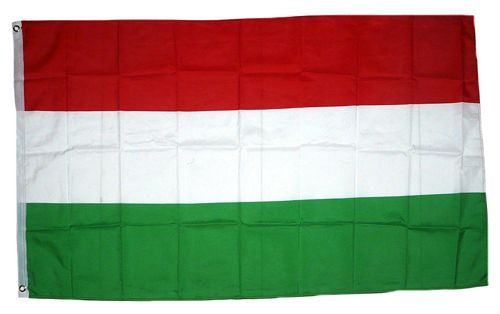 Fahne / Flagge Ungarn 150 x 250 cm