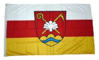 Fahne / Flagge Wallgau 90 x 150 cm
