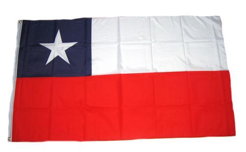 Flagge / Fahne Chile Hissflagge 90 x 150 cm