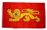 Fahne / Flagge Frankreich - Aquitanien 90 x 150 cm