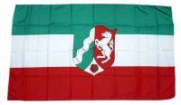 Fahne / Flagge Nordrhein Westfalen 30 x 45 cm