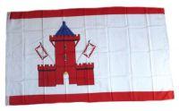 Flagge / Fahne Bad Segeberg Hissflagge 90 x 150 cm