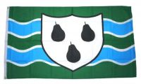 Fahne / Flagge England - New Worcestershire 90 x 150 cm