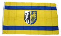 Fahne / Flagge Polen - Beuthen 90 x 150 cm