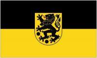 Fahne / Flagge Sonneberg 90 x 150 cm