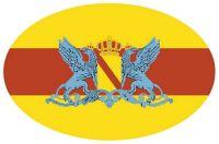 Wappen Aufkleber Sticker Großherzogtum Baden