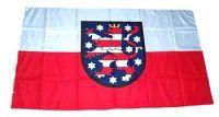Fahne / Flagge Thüringen 30 x 45 cm
