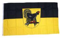 Flagge / Fahne Landkreis Freudenstadt Hissflagge 90 x 150 cm