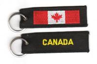 Fahnen Schlüsselanhänger Kanada