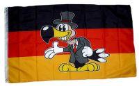 Fahne / Flagge Deutschland Geier 90 x 150 cm