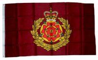 Fahne / Flagge Großbritannien Duke of Lancaster Regiment 90 x 150 cm