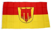 Flagge / Fahne Böblingen Hissflagge 90 x 150 cm