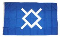 Fahne / Flagge Indianer - Northern Cheyenne 90 x 150 cm