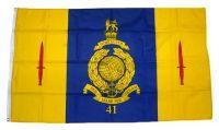 Fahne / Flagge Großbritannien 41 Commando Royal Marines 90 x 150 cm