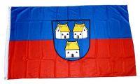 Fahne / Flagge Dorfen 90 x 150 cm