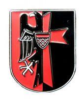 Pin Sudetenland Adler Wappen Anstecker NEU Anstecknadel