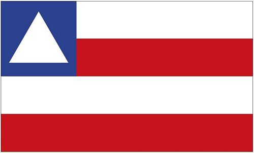 Fahne / Flagge Brasilien - Bahia 90 x 150 cm