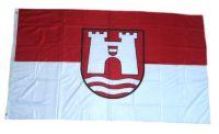 Fahne / Flagge Österreich - Linz 90 x 150 cm