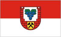 Fahne / Flagge Burgenlandkreis 90 x 150 cm