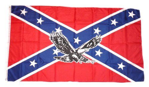 Fahne Flagge Indianer mit Adler 90 x 150 cm