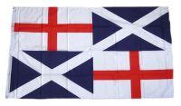 Fahne / Flagge Großbritannien Naval Ensign 1659 90 x 150 cm