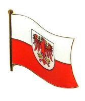 Flaggen Pin Italien - Südtirol NEU Fahne Flagge Anstecknadel