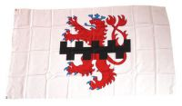 Flagge / Fahne Leverkusen Hissflagge 90 x 150 cm