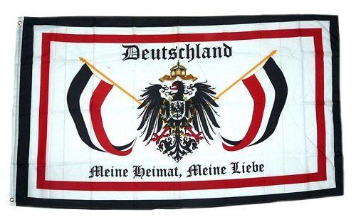 Sonstige Fahne Flagge Gott mit uns 90 x 150 cm