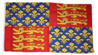 Fahne / Flagge King Edward III 90 x 150 cm