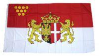 Flagge / Fahne Neuss Hissflagge 90 x 150 cm