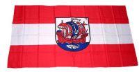 Fahne / Flagge Bremerhaven 30 x 45 cm