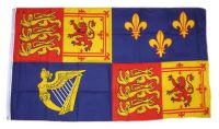 Fahne / Flagge Großbritannien Royal Banner 1707-14 90 x 150 cm