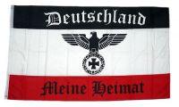 Fahne / Flagge Deutschland Meine Heimat Deutsches Reich 150 x 250 cm
