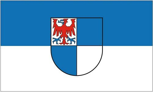 Fahne / Flagge Schwarzwald Baar Kreis 90 x 150 cm