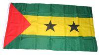 Flagge / Fahne Sao Tome Hissflagge 90 x 150 cm