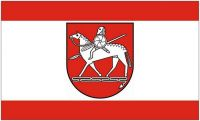 Fahne / Flagge Landkreis Börde 90 x 150 cm