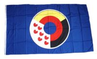 Fahne / Flagge Interfrisien 90 x 150 cm