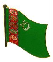 Flaggen Pin Usbekistan NEU Fahne Flagge Anstecknadel